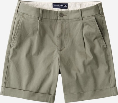 Abercrombie & Fitch Pleat-front trousers in khaki, Item view