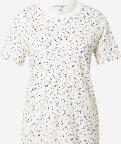 ESPRIT Shirt in Beige / Blue / Wine red / Off white, Item view