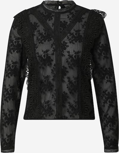 Pimkie Bluse 'STOZA' in schwarz, Produktansicht