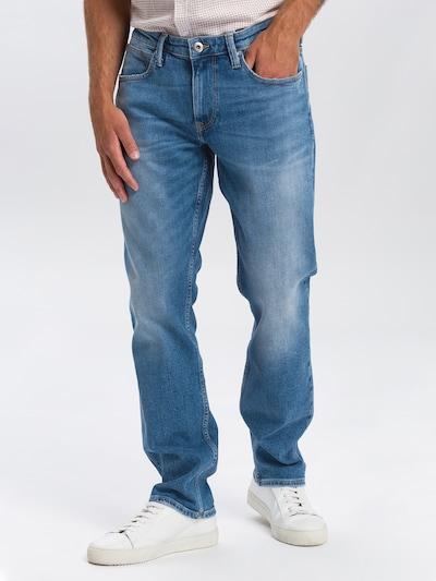 Cross Jeans Jeans 'Dylan' in blue denim, Modelansicht