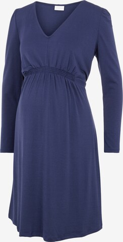 MAMALICIOUS Kleit 'Analia', värv sinine