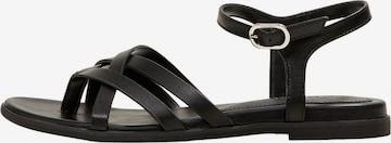 ESPRIT Sandale in Schwarz