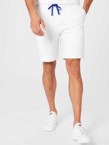 Pantaloni di Polo Ralph Lauren in bianco