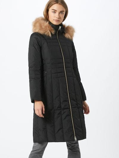 Calvin Klein Mantel in schwarz, Modelansicht