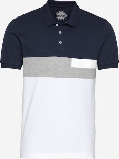 Colmar Tričko - tmavomodrá / sivá / biela, Produkt