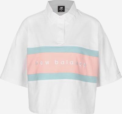 new balance Polo ' WT01510 ' in weiß, Produktansicht
