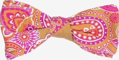 Hans Hermann Fliege 'Rolling Scones' in goldgelb / pink / weiß, Produktansicht