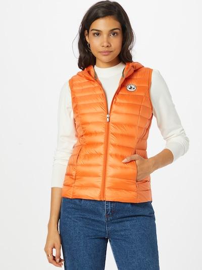 JOTT Weste 'Mali' in orange, Modelansicht