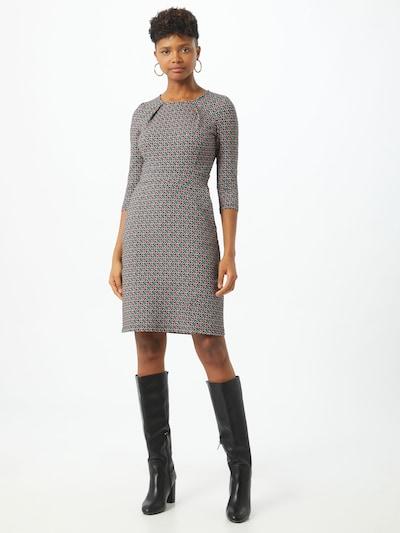 King Louie Kleid 'Mona' in rot / schwarz / weiß, Modelansicht