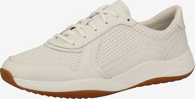 CLARKS Sneaker 'Sift Speed' in perlweiß, Produktansicht