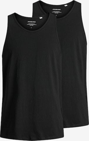 JACK & JONES Skjorte i svart