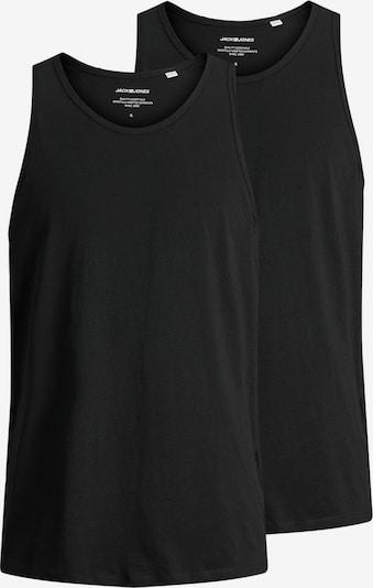 JACK & JONES T-Krekls melns, Preces skats