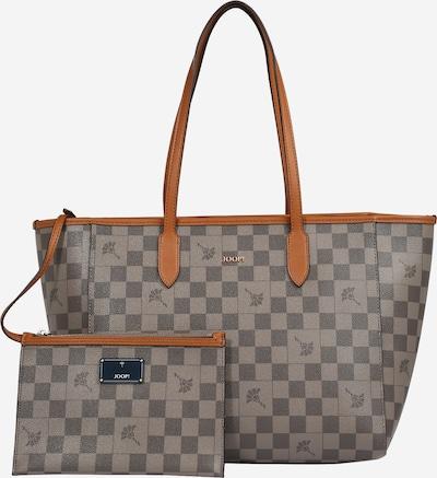 JOOP! Shopper torba 'Carmen' u bež / smeđa / siva, Pregled proizvoda