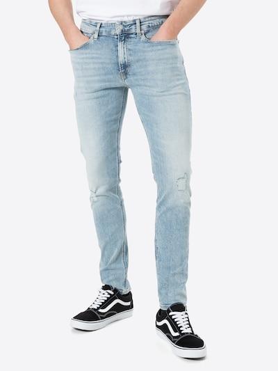 világoskék Calvin Klein Jeans Farmer, Modell nézet