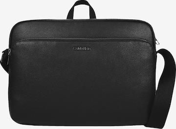Calvin Klein Document bag in Black