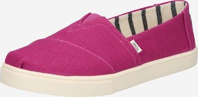 TOMS Slipper 'ALPARGATA' en pink, Vue avec produit
