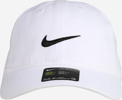 NIKE Klobúk - čierna / biela, Produkt