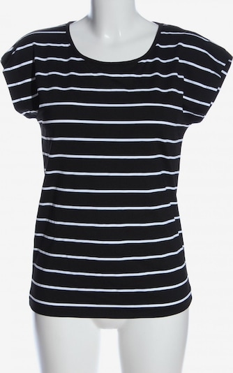 S.Marlon Ringelshirt in S in schwarz / weiß, Produktansicht
