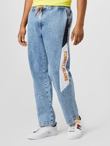 Jean Tommy Jeans en bleu