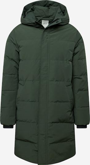 !Solid Vinterjakke 'Otw' i mørkegrøn, Produktvisning
