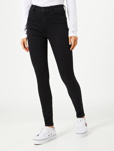 TOMMY HILFIGER Jeans 'Harlem' in schwarz, Modelansicht