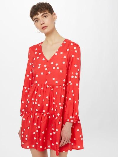 Rochie NEW LOOK pe roșu / alb, Vizualizare model