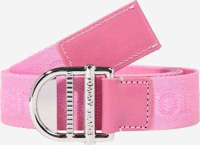 Tommy Jeans Gürtel 'ESSENTIAL' in pink, Produktansicht