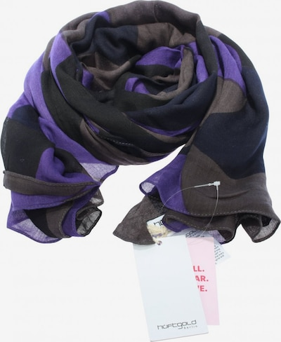 Hüftgold Scarf & Wrap in One size in Brown / Purple / Black, Item view