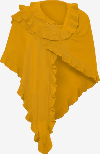 Purset Schal in senf, Produktansicht