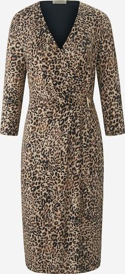 Uta Raasch Jerseykleid in braun / mischfarben, Produktansicht