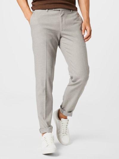 Pantaloni con piega frontale 'BRAVO' CINQUE di colore grigio chiaro, Visualizzazione modelli