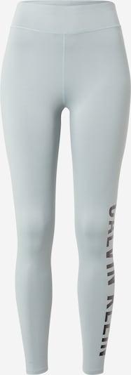 Calvin Klein Performance Спортен панталон в мента / черно, Преглед на продукта