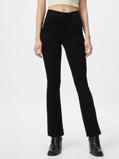 Noisy may Jeans 'NMSALLIE' in Black, View model