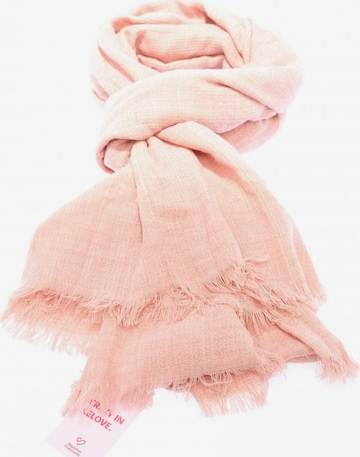 Tchibo Fransenschal in One size in Pink