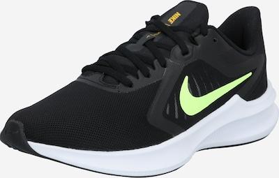Bėgimo batai 'Downshifter 10' iš NIKE , spalva - pastelinė geltona / juoda, Prekių apžvalga