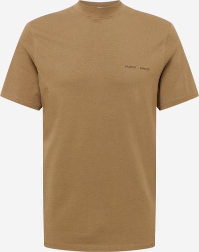 Samsoe Samsoe Shirt 'Norsbro' in de kleur Olijfgroen, Productweergave