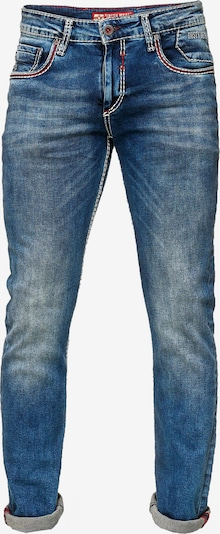 Rusty Neal Jeanshose in blau, Produktansicht