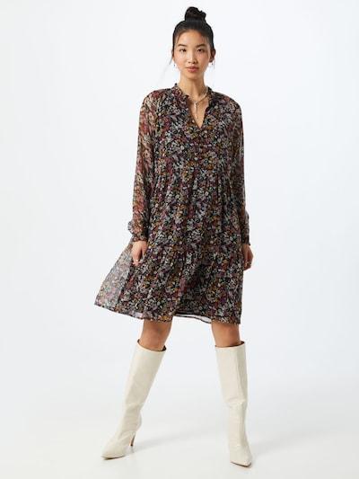 ABOUT YOU Kleid 'Rosalie' in mischfarben / schwarz, Modelansicht