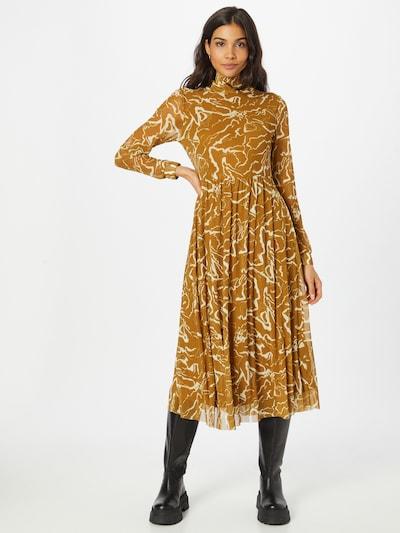 MINE TO FIVE Kleid in oliv / weiß, Modelansicht