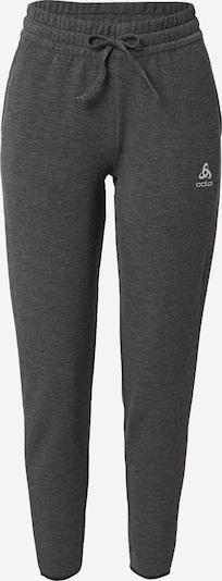 ODLO Pantalón deportivo en negro moteado, Vista del producto