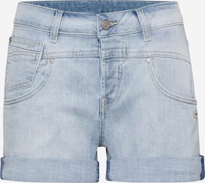 Jeans Gang pe denim albastru, Vizualizare produs