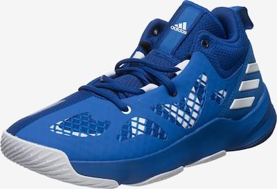 ADIDAS PERFORMANCE Basketballschuh in blau / weiß, Produktansicht