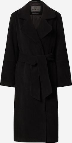 Brixtol Textiles Overgangsfrakk 'Mika' i svart