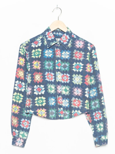 REPLAY Bluse in L in mischfarben, Produktansicht