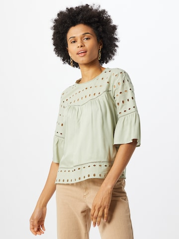 ONLY Blouse in Green