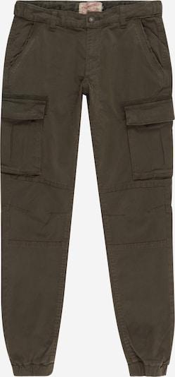 Pantaloni Petrol Industries di colore cachi / verde scuro, Visualizzazione prodotti