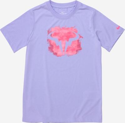 NIKE Sport-Shirt 'Rafa' in pastelllila / pitaya / hellpink, Produktansicht