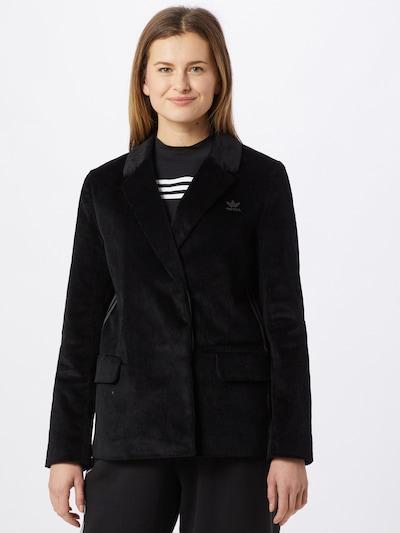 ADIDAS ORIGINALS Blazer i sort, Modelvisning
