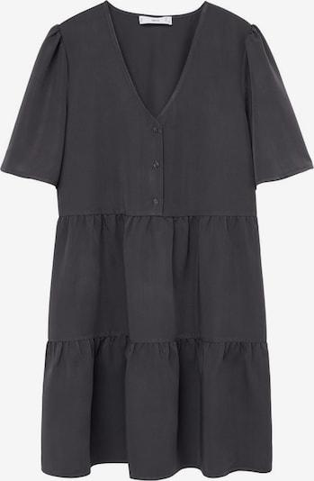 MANGO Kleid 'Rita' in anthrazit, Produktansicht