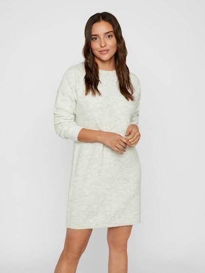 VERO MODA Robe en blanc, Vue avec modèle